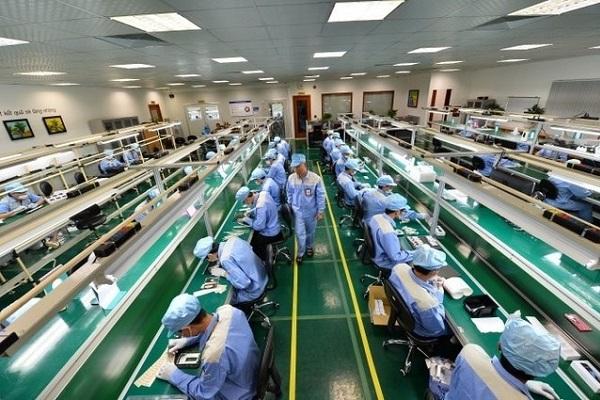 Nhà máy sản xuất Bphone