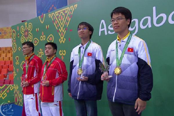 thành tích của đoàn thể thao Việt Nam