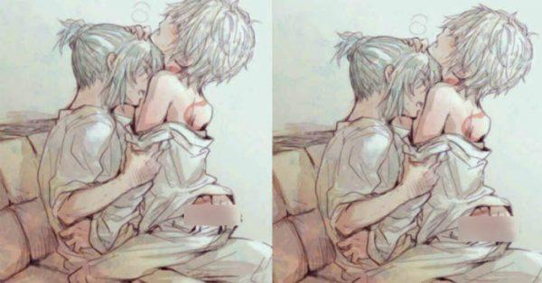 Khi hôn, đôi tay đàn ông tiết lộ bản chất thật