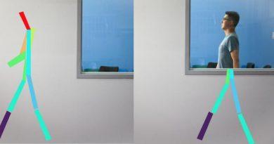 Công nghệ mới có thể nhìn thấy cơ thể bạn xuyên tường