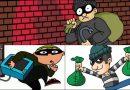 Mơ thấy trộm ám chỉ con số bí ẩn nào ?
