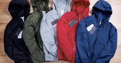 Những mẫu áo khoác nam 2018