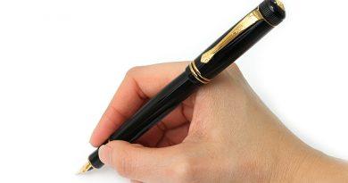 Đánh con số đề nào khi mơ thấy cây bút