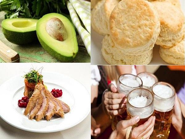 Những thực phẩm người mắc bệnh viêm tụy không nên ăn