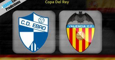 Nhận định Ebro vs Valencia