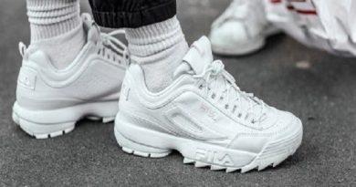 xu hướng giày thể thao nam