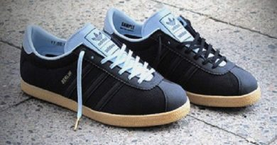 Xu hướng giày sneakers