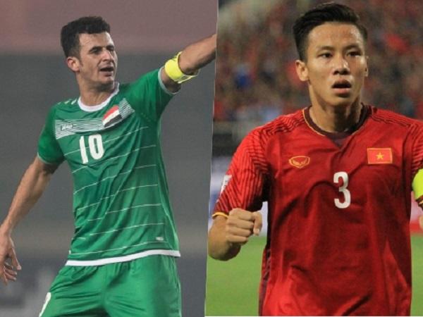5 điểm nóng quyết định trận đấu giữa Việt Nam - Iraq