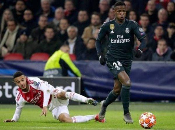 3 điều đáng chú ý rút ra trận Ajax 1-2 Real Madrid