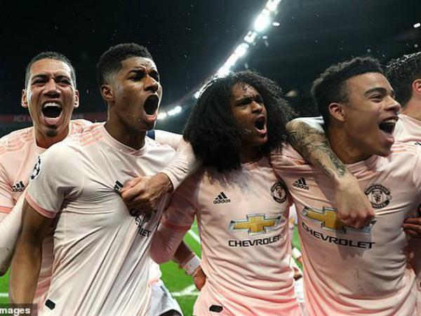 PSG 1 - 3 MU: Chiến thắng tạo nên lịch sử