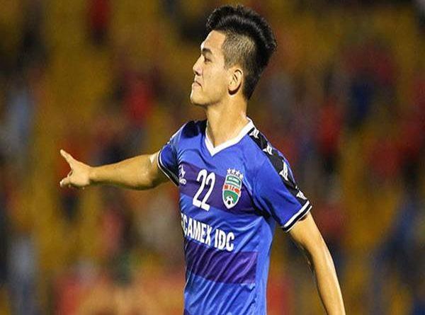 Tiến Linh ghi bàn thắng duy nhất giúp B.Bình Dương giành chiến thắng.