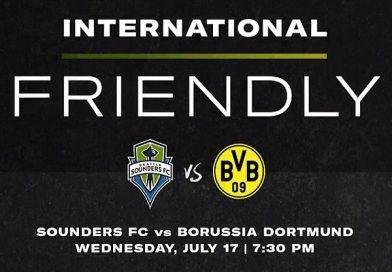 Nhận định Seattle Sounders vs Dortmund, 9h30 ngày 18/08