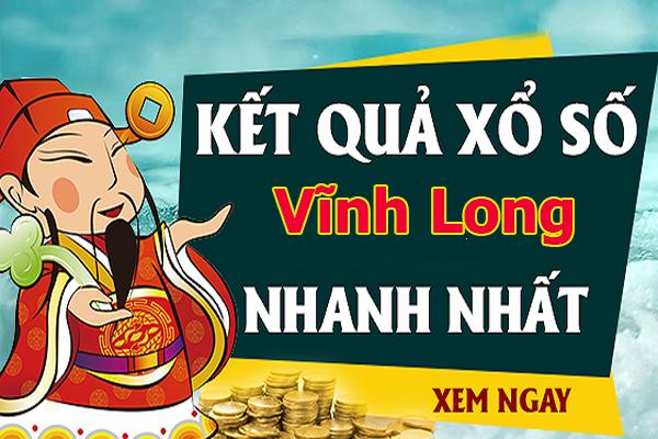 Soi cầu XS Vĩnh Long chính xác thứ 6 ngày 19/07/2019