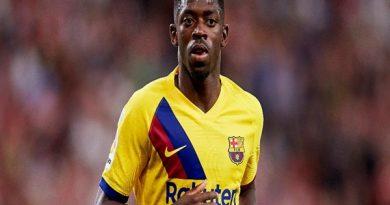 Barcelona tiếp tục đặt niềm tin vào kẻ nổi loạn Dembele