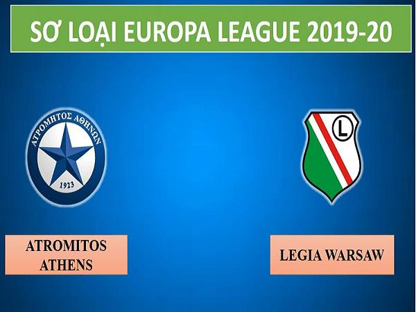 Phân tích kèo Atromitos vs Legia Warszawa, 23h00 ngày 14/08