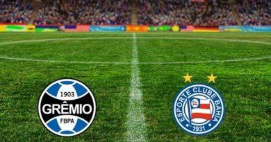 Nhận định Gremio vs Bahia, 5h15 ngày 17/10