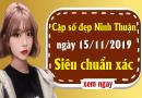 Con số may mắn thống kê KQXSNT ngày 15/11