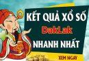 Soi cầu dự đoán XS Daklak Vip ngày 19/11/2019