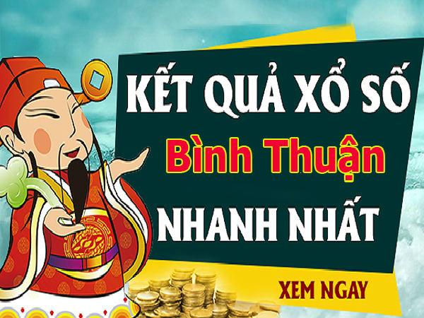 xổ số Bình Thuận 23/04