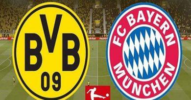 Soi kèo Dortmund vs Bayern Munich 23h30, 26/05 (VĐQG Đức)