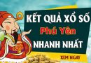 Soi cầu XS Phú Yên chính xác thứ 2 ngày 25/05/2020