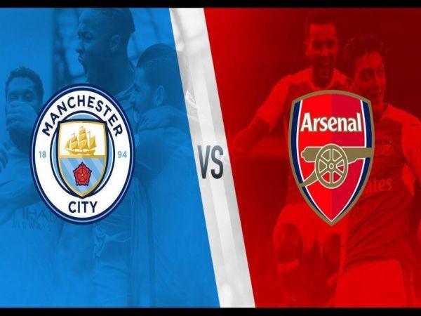 Nhận định kèo bóng đá Man City vs Arsenal