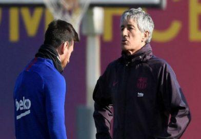 Tin bóng đá tối 30/6: Messi đá ghế của HLV Setien, Xavi trở về Barca