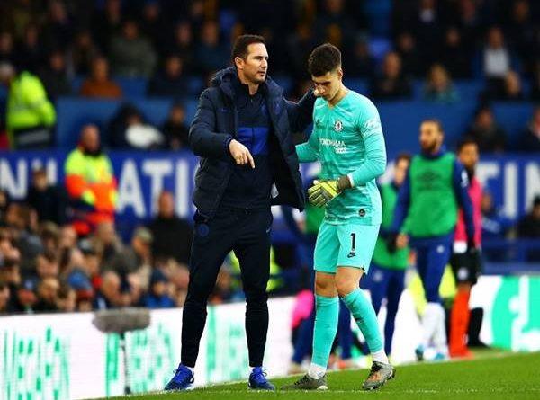 Lampard đòi Chelsea tống khứ bom tấn Kepa