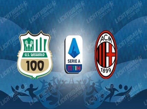 Nhận định Sassuolo vs AC Milan, 02h45, 22/07 - VĐQG Italia