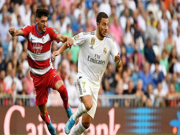 Real Madrid chiến thắng để chuẩn bị cho lễ đăng quang
