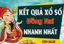 Soi cầu dự đoán XS Đồng Nai Vip ngày 08/07/2020