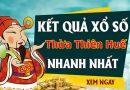 Soi cầu XS Thừa Thiên Huế chính xác thứ 2 ngày 30/11/2020