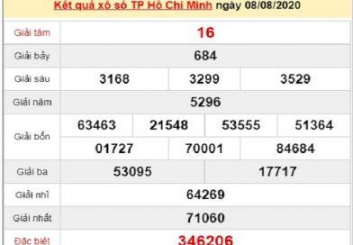 Phân tích kqxs Hồ Chí Minh 10/8/2020, chốt số dự đoán XSHCM