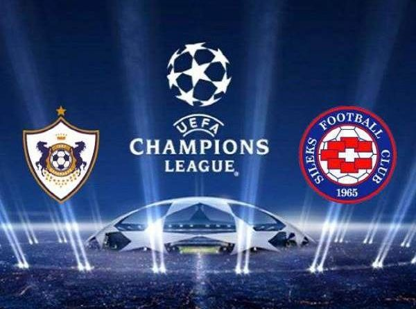 Soi kèo Qarabag vs Sileks 23h00, 18/08 - Champions League