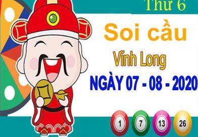 Soi cầu XSVL ngày 7/8/2020 – Soi cầu xổ số Vĩnh Long thứ 6