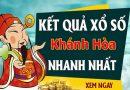 Soi cầu dự đoán XS Khánh Hòa Vip ngày 12/08/2020