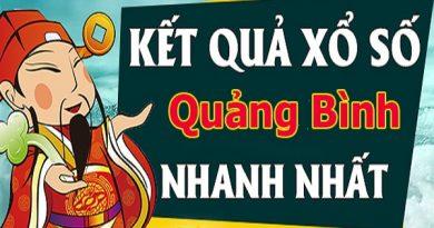 Soi cầu XS Quảng Bình chính xác thứ 5 ngày 13/08/2020