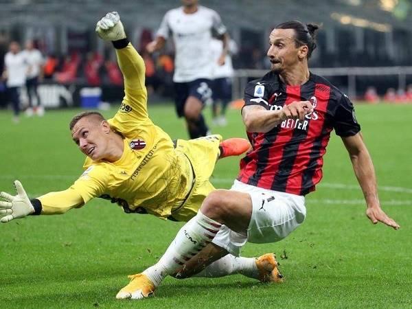 Tin bóng đá chiều 22/9: Ibrahimovic lập cú đúp