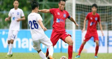 Bóng đá Việt Nam ngày 25/9: U17 HAGL đấu U17 Nutifood
