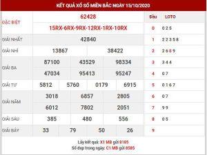 Phân tích XSMB ngày 16/10/2020