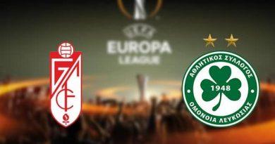 Soi kèo Granada vs Omonia Nicosia – 03h00, 27/11/2020