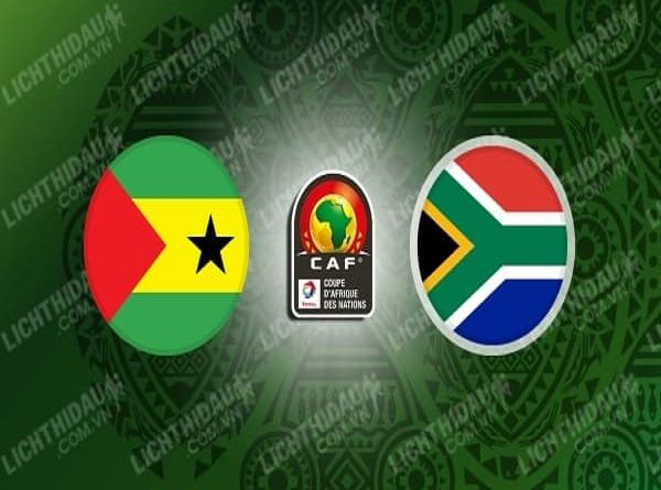 Soi kèo Sao Tome & Principe vs Nam Phi 20h00, 16/11 - VL CAN 2021