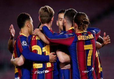 Tin bóng đá trưa 25/11: Vắng Messi, Barca vẫn thắng tưng bừng