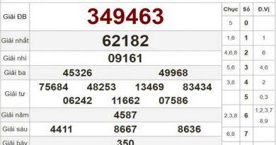 Thống kê XSDN ngày 09/12/2020- xổ số đồng nai chi tiết