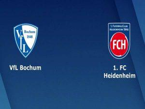 Soi kèo Bochum vs Heidenheim – 00h30 19/12, Hạng 2 Đức