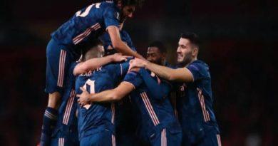 Tin bóng đá thế giới 5/12: Arsenal tái lập điều 15 năm chưa xuất hiện
