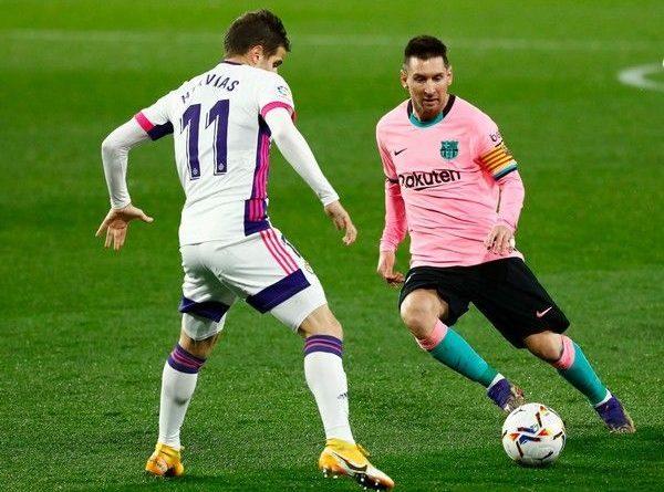 Tin thể thao sáng 28/12: Messi dính chấn thương mắt cá