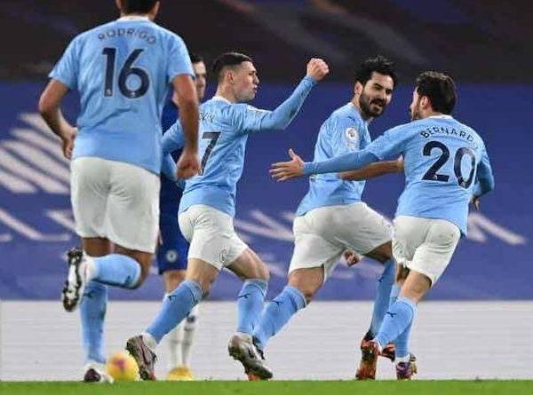 Tin thể thao sáng 4/1: Man Citythắng dễ Chelsea ngay trên Stamford Bridge
