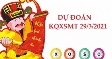 Dự đoán chính xác KQXSMT 29/3/2021