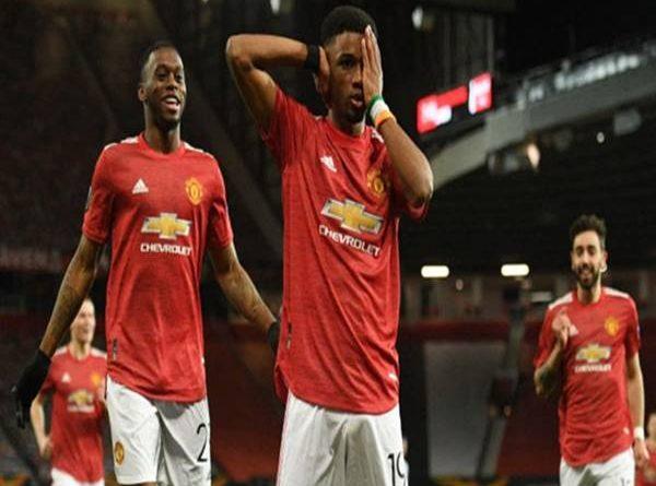 Bóng đá Anh ngày 12/3: Amad Diallo đi vào lịch sử